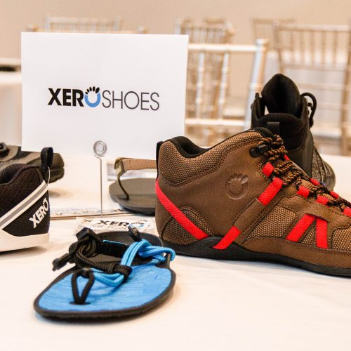 Xero Shoes at Outdoor Media Summit 2018 in Roanoke Virginia
