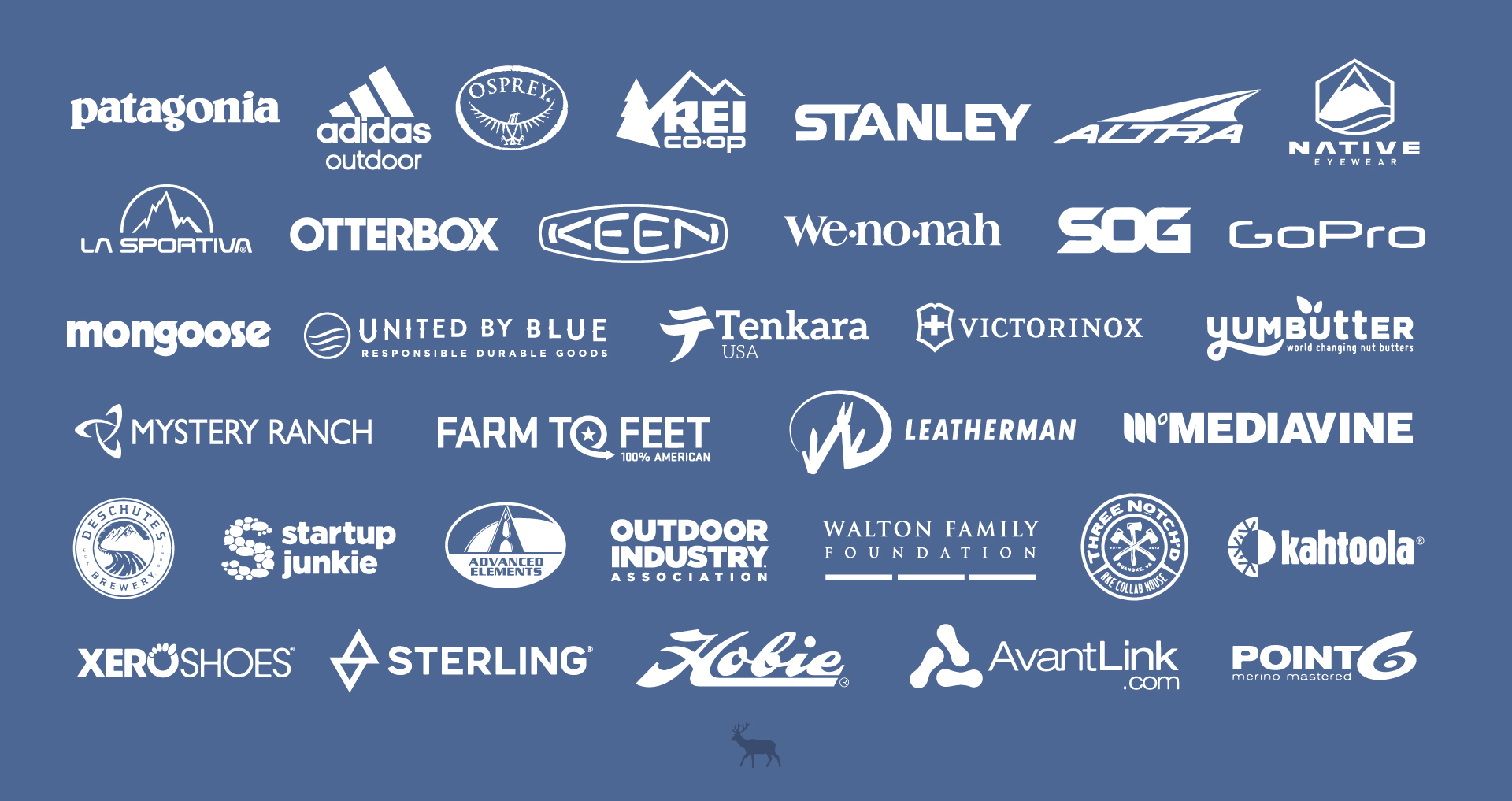 Past Outdoor Media Summit Marketing Attendees - Logos