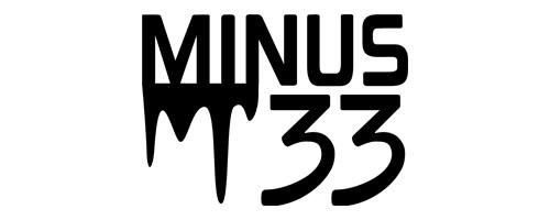 Minus33 - Logo